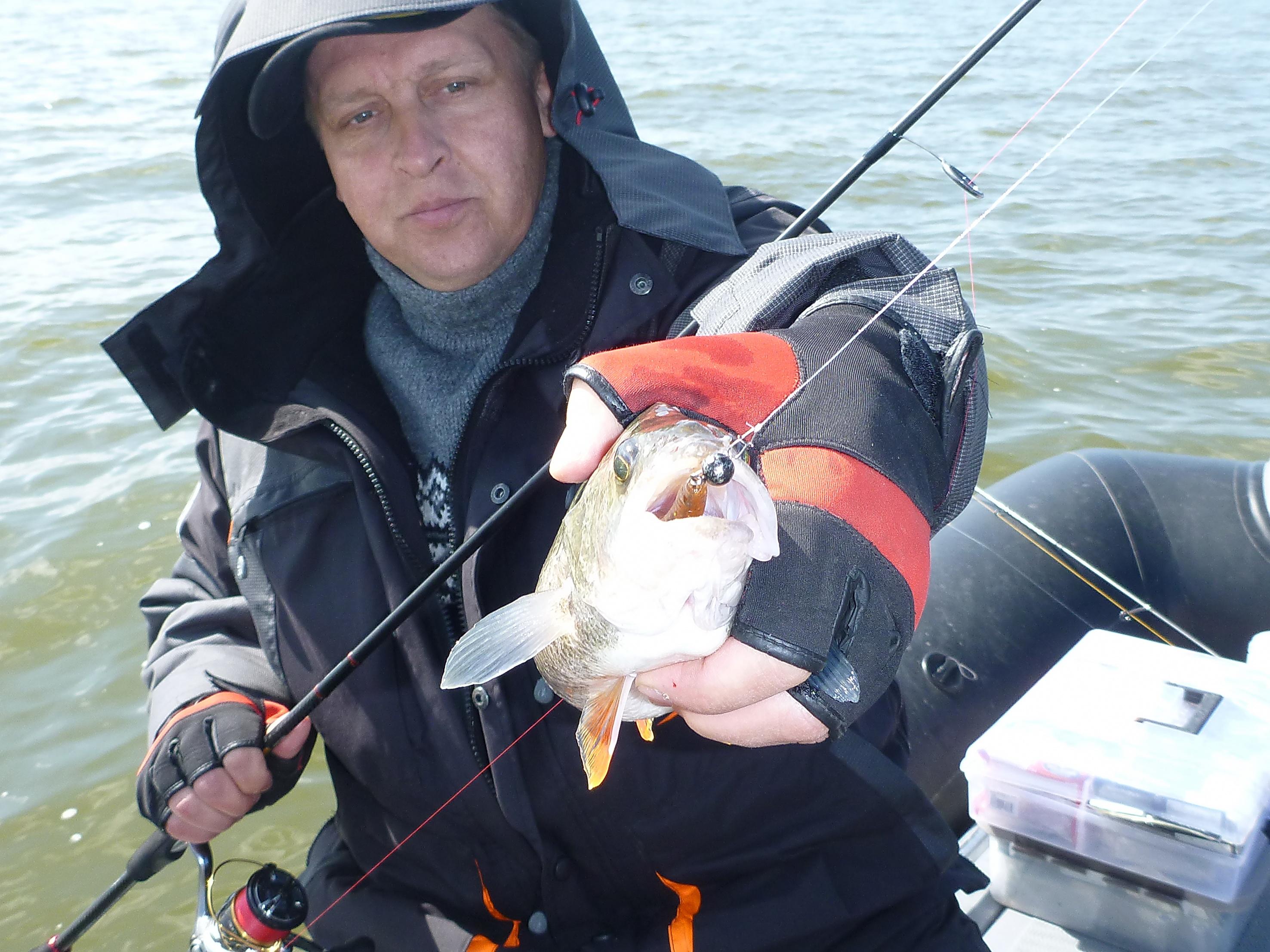 рыбалка в херсонской области прогноз