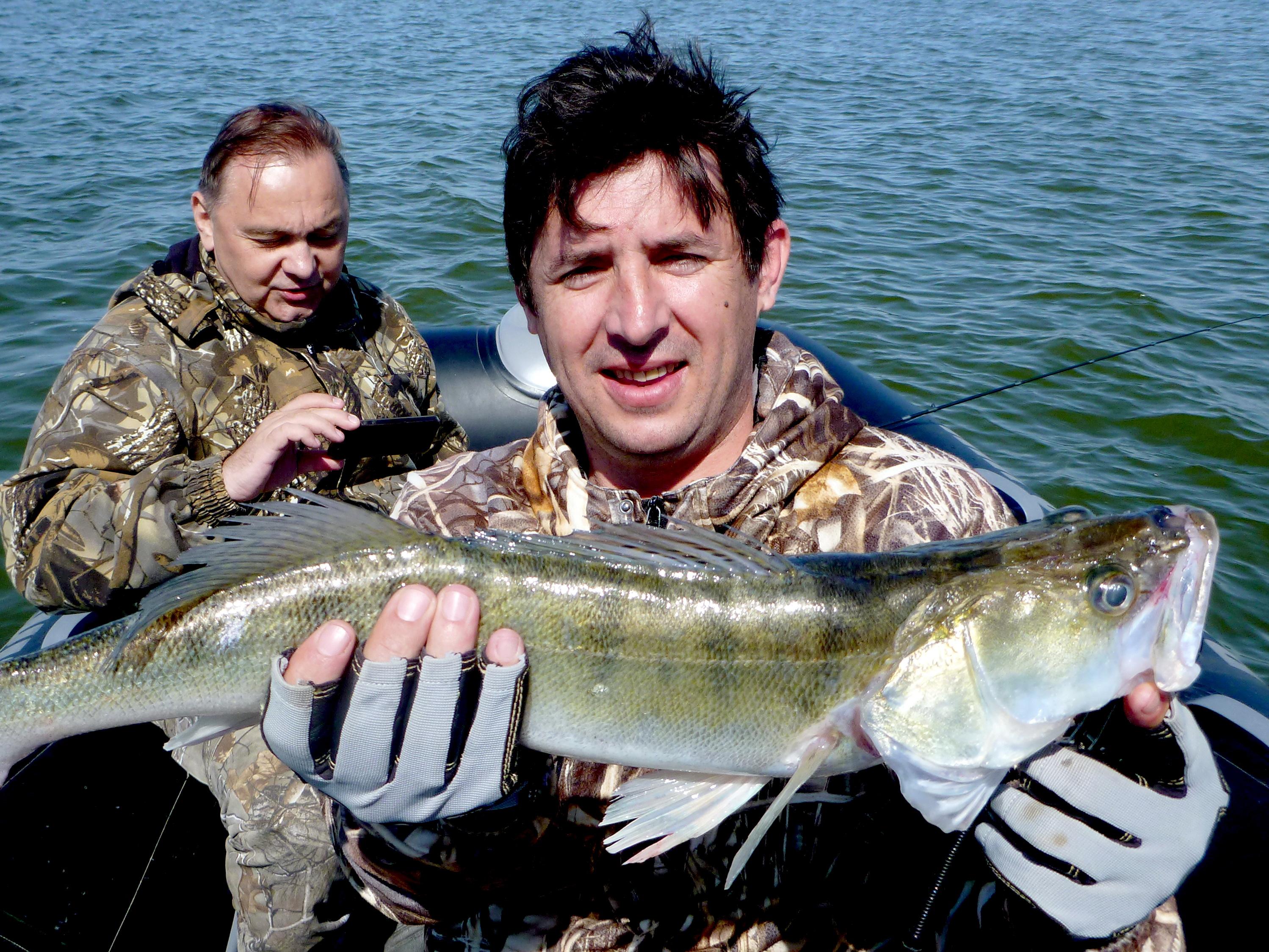 рыболовные сайты калининграда